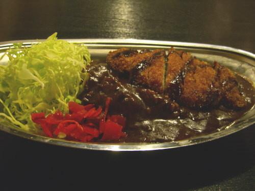 金沢カレー@肉屋の厨房(新潟市中央区・新潟駅前)