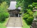 菅谷寺本堂(新発田市菅谷)・0719