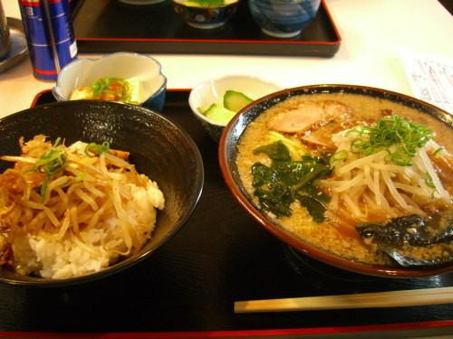 麺の力こぶ 中ムラ(村上市坂町)・0913-02
