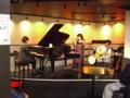 金井拓明 (g) 吉川ナオミ (vo)Duo at Piano Piano 01