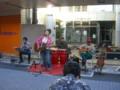 小宮陽子(vo)グループ (カミフル門前音楽市-201105)