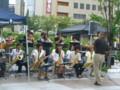 candle for japan 20110729・敬和学園高校器楽部 Jazz Hornets02