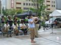 candle for japan 20110729・敬和学園高校器楽部 Jazz Hornets03