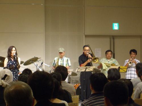 JAZZTET@北区ジャズ祭り2011(8/26)01