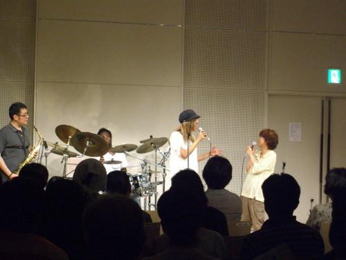 ゲストセッション@北区ジャズ祭り2011(8/26)03