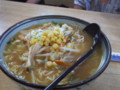 居食亭さくま(新発田市舟入町)の味噌ラーメン