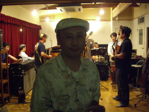 ジャムセッション@オグスタ(8/26)09