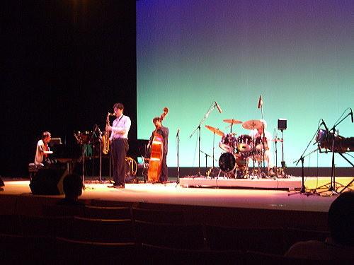 中村達也JAPAN JAZZ ユニット@北区ジャズ祭り2011(8/28)01