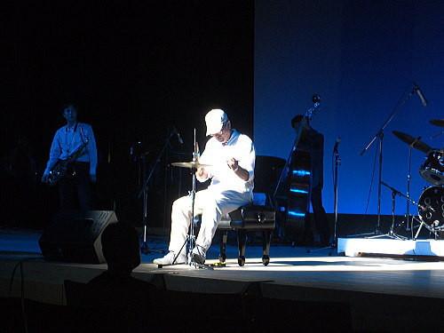 中村達也JAPAN JAZZ ユニット@北区ジャズ祭り2011(8/28)02