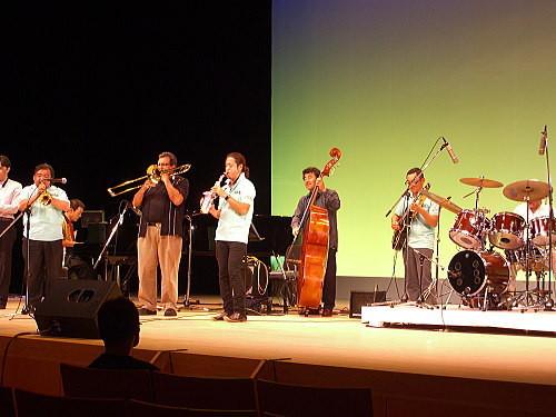 ラストセッション@北区ジャズ祭り2011(8/28)07