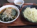 ラーメン工房まるしん(新潟市江南区早通)のつけ麺