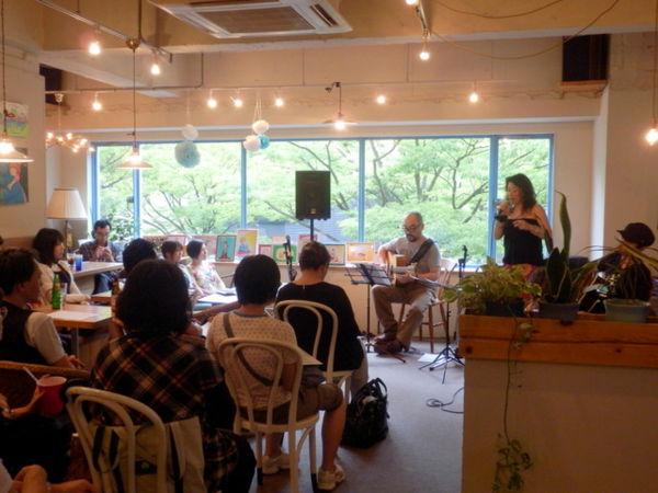NJS会場:Blue Cafe[新潟市中央区上大川前通り番町1237-1 サンシャイン新