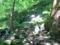 新潟県の名水・雷電様の水[湧水地](南魚沼市藤原)2016年05月