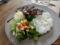 越の黄金豚ロースグリルプレート@AMG kitchen[新潟市秋葉区]