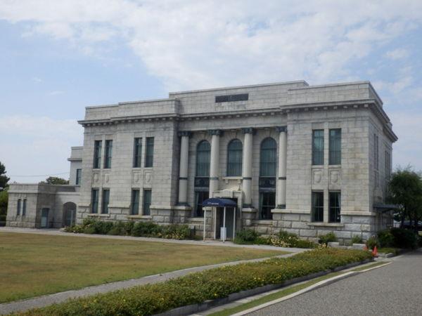 NJS会場:ぽるとカーブドッチ(新潟市歴史博物館みなとぴあ内)[新潟市