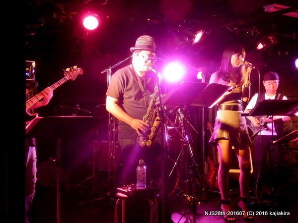 SMS Band@Live House 新潟SHOW!CASE!!-201607