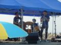 """浜崎航 meets 松本茜trio""""Big Catch""""@出雲崎ストリートジャズ2016(8/7)"""