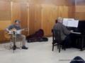 Jazz Duo Memories@音楽文化会館練習室3【新潟JS-29th】