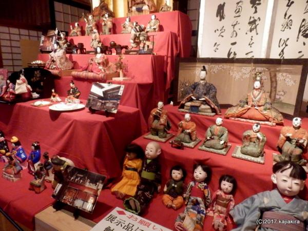 城下町村上・町屋の人形さま巡り2017