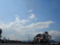 糸魚川市・2016年12月の火災現場跡