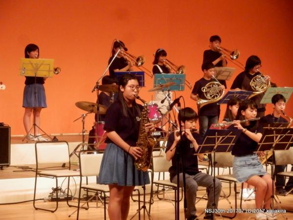 IKARASHI B-B JAZZ@音楽文化会館ホール(古町)☆第30回新潟ジャズストリ