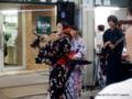 ashiknep hum@ストリート(古町6)☆第30回新潟ジャズストリート(7/15)