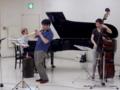 freeway trio@音楽文化会館 練習室10(古町)☆第30回新潟ジャズストリー