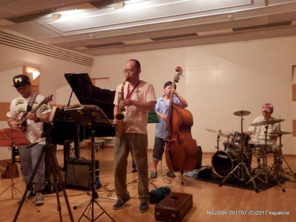 Green Jam@音楽文化会館 練習室13(古町)☆第30回新潟ジャズストリート(