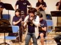 新潟ジュニアジャズオーケストラ定期演奏会2017秋(10/1)
