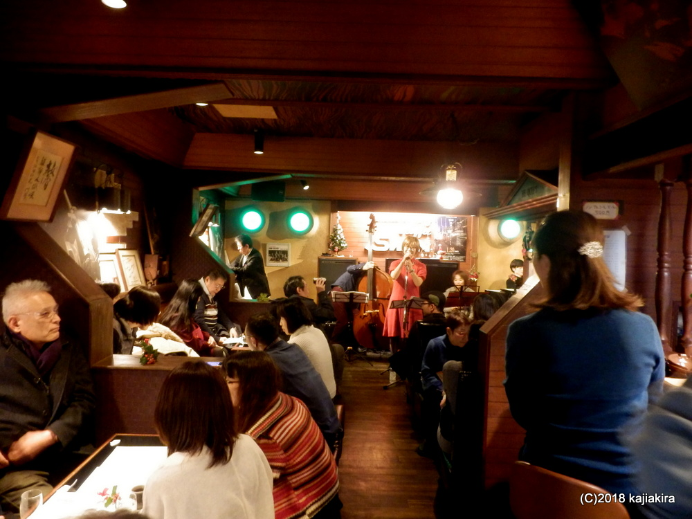 Jazz Vocal Night @Swan「colorful voices session」201712
