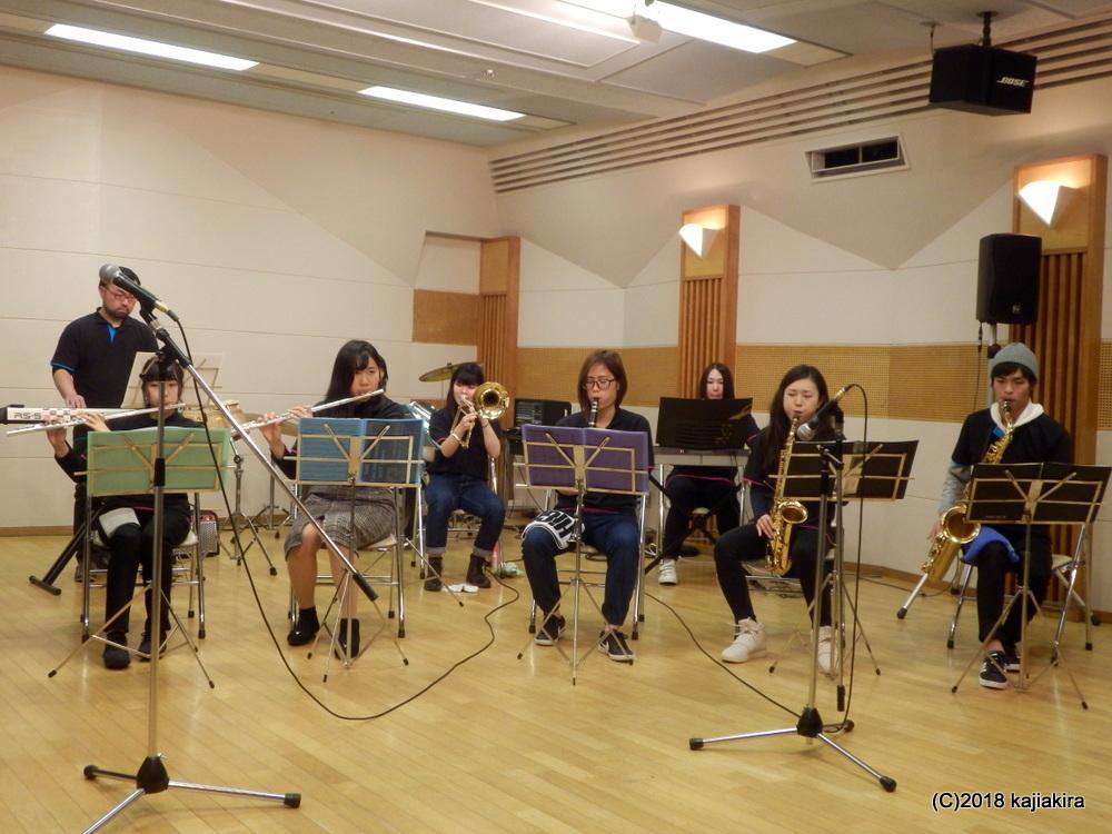 エンドル MUSIC SPECIAL@音楽文化会館 練習室13★第31回新潟ジャズスト