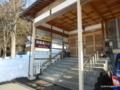 石川雲蝶の作品が数多く残る、永林寺(魚沼市根小屋1765)