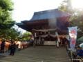 蒲原神社(新潟市中央区長嶺町3)で行われる「蒲原まつり」