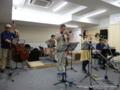 S'Wonderfull @柳都オレンジスタジアム 3F 3CDスタジオ☆第32回新潟ジャズ
