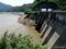 稲の収穫前だというのに、新発田市「内の倉ダム (加治川)」が干上がる