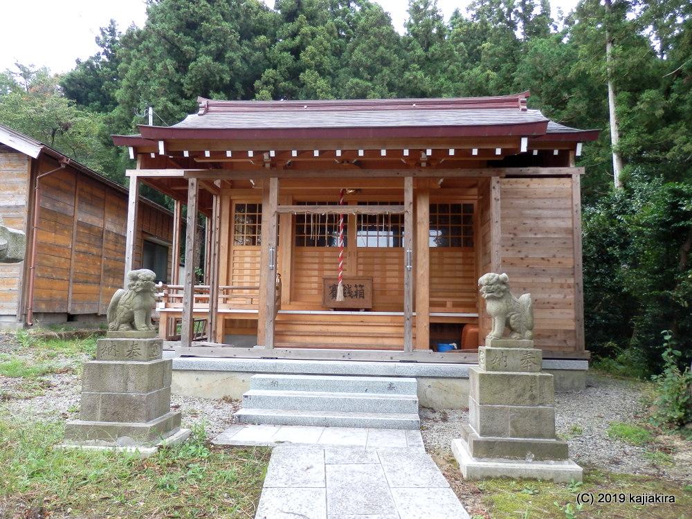長岡市寺泊硲田に鎮座する強力なる産土神「国常立神社」