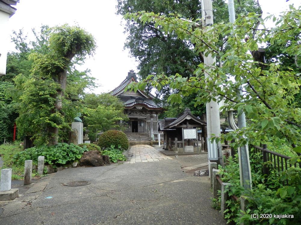 柏崎市内・神社仏閣探訪(1)番神堂