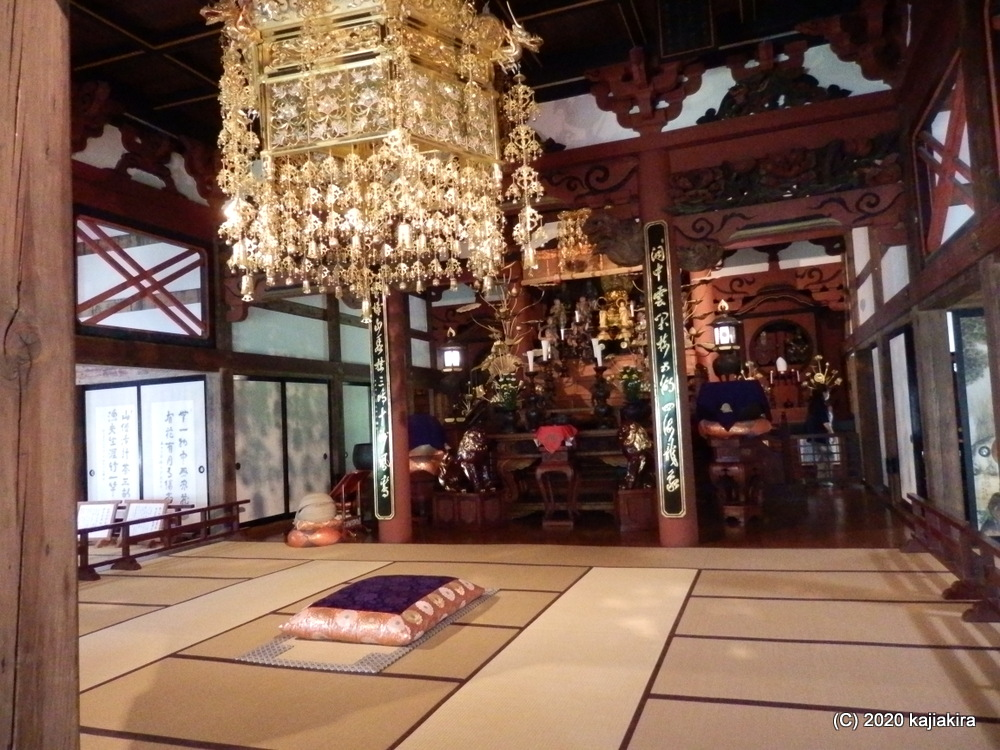 魚沼地区・神社仏閣探訪(1)雲洞庵は(心の)浄化に最適なパワースポット