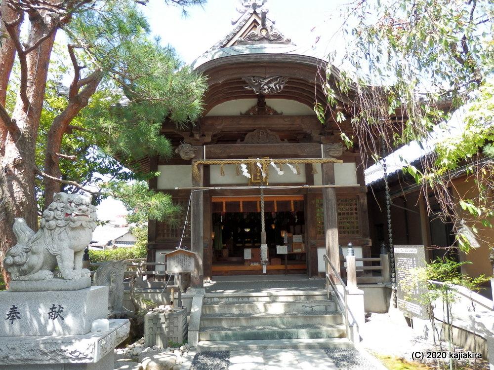 寺山不動尊 火産霊神社(新潟市東区寺山3)に初めて参拝