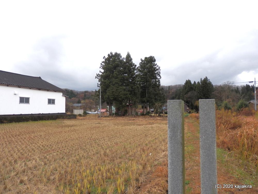 長岡市栃尾地区パワースポット巡り2020「とちおパワースポットガイド Vol.1」を参考に