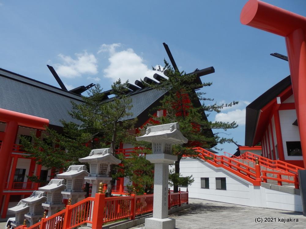 宝徳山稲荷大社(長岡市飯塚)へ久々に参拝
