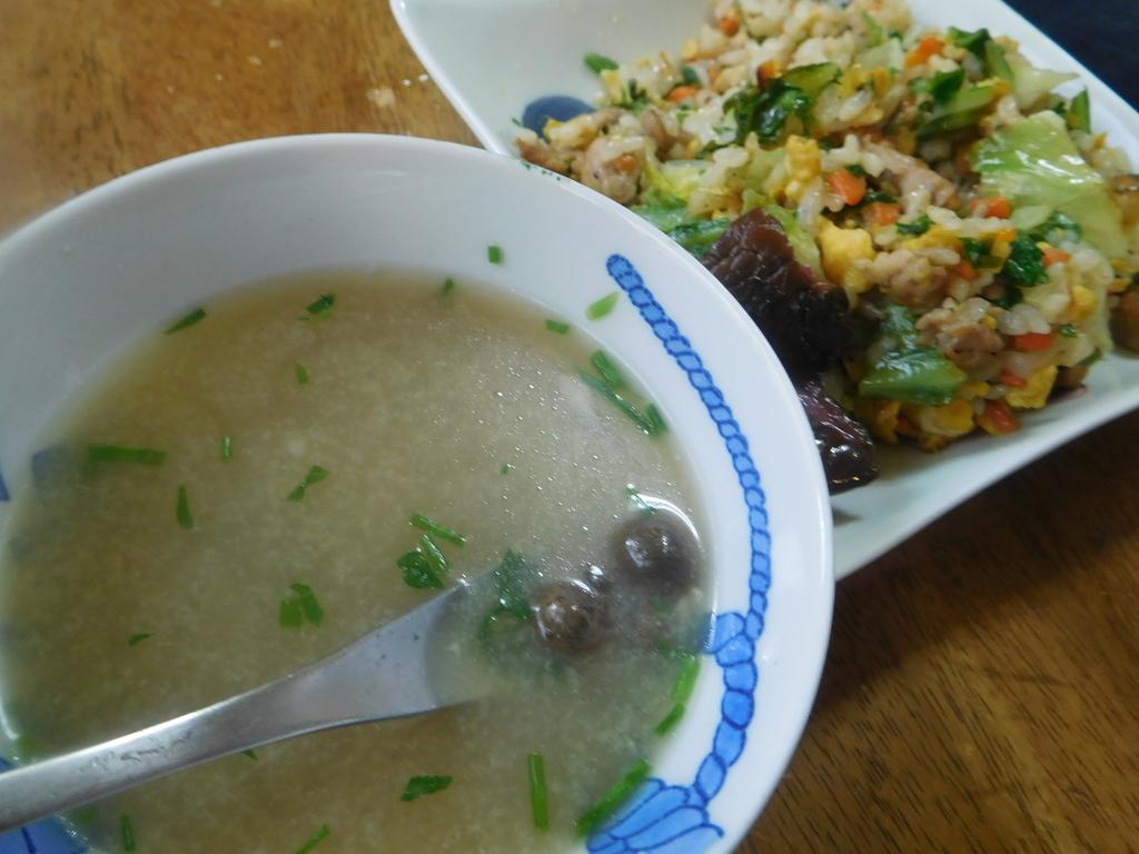 むかごのスープ