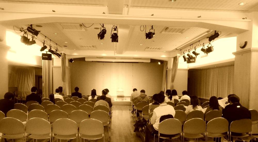 中川ギター教室発表会会場