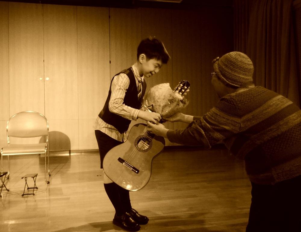 中川ギター教室発表会