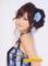 〈日替〉ソロ2L生写真(台紙付き) - 2009.1.10 SAT 中野サンプラザ - 三好絵梨