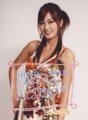 ミコトマネキンオリジナルグッズ-三好絵梨香生写真2L版2枚セット[0422