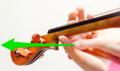 ヴィブラートの練習方法3 東京・中野・練馬・江古田ヴァイオリン・