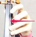 ヴィブラートの練習方法8 東京・中野・練馬・江古田ヴァイオリン・