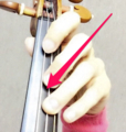 ヴィブラートの練習方法7 東京・中野・練馬・江古田ヴァイオリン・