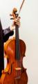 舞台に出る時1 東京・中野・練馬・江古田ヴァイオリン・ヴィオラ・音